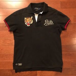 Polo Ralph Lauren Tiger Script Polo Shirt